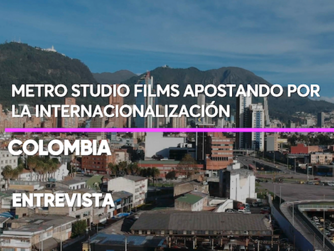 Metro Studio Producer - Betting on internationalization