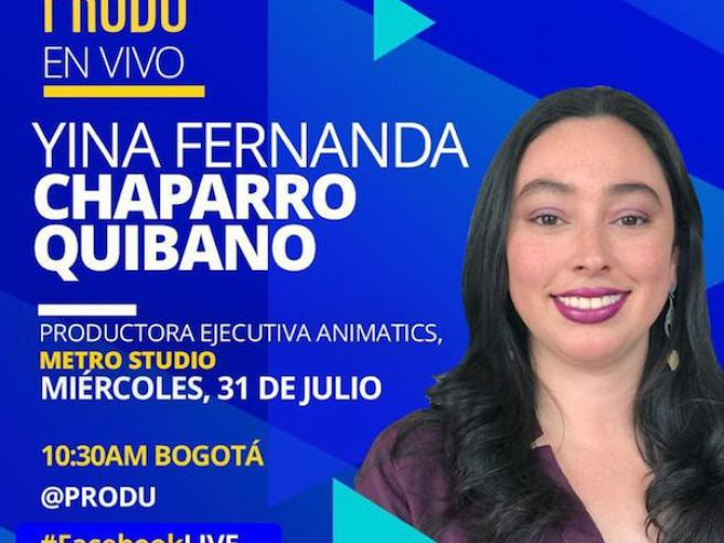 Metro Studio Audiovisual Production Company - Yina Chaparro