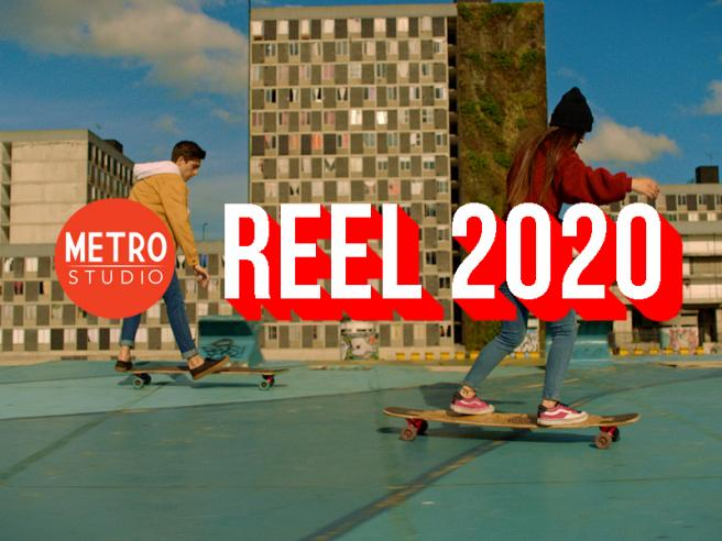 Reel 2020 Metro Studio Productora Audiovisual