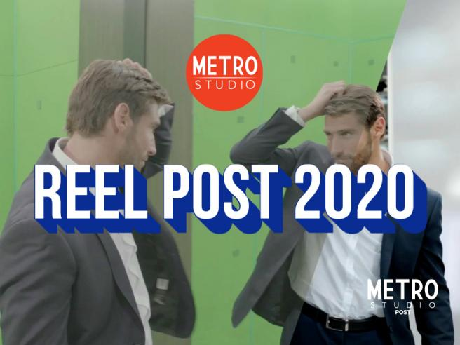 Reel Post-Producción 2020 Metro Studio
